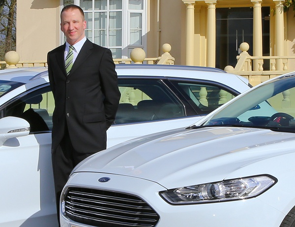 George Hyde of South Molton Taxis